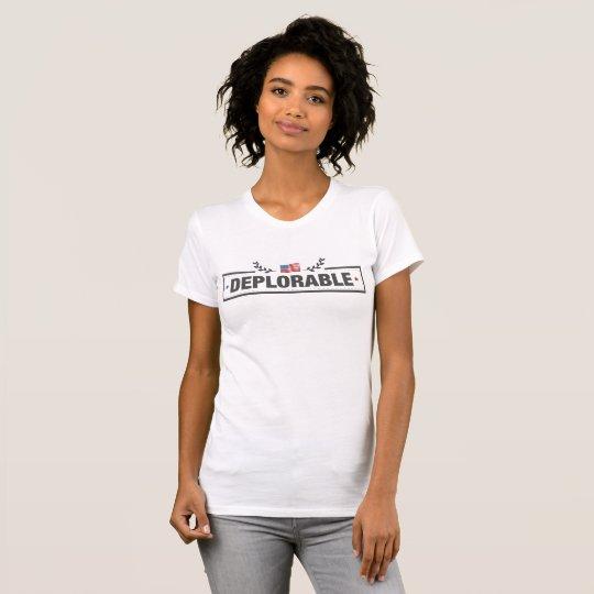 Bedauernswerter Amerikaner T-Shirt