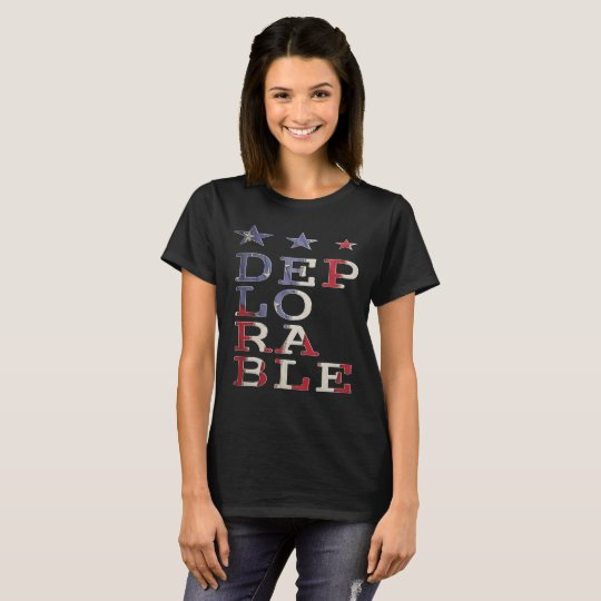 Bedauernswerter Entwurfs-politischer Kommentar T-Shirt