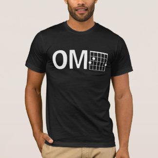 Bedeutender Akkord coole Gitarreg des Spaß-OMG T-Shirt