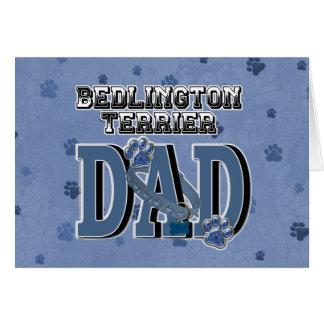 Bedlington Terrier VATI Karte
