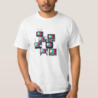 Beenden Sie die Geräusche (weiß) T-Shirt