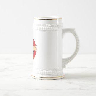 Beerbusters Stein Kaffee Tassen