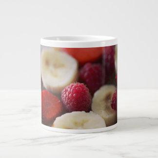 Beeren-Frühstück Jumbo-Tasse