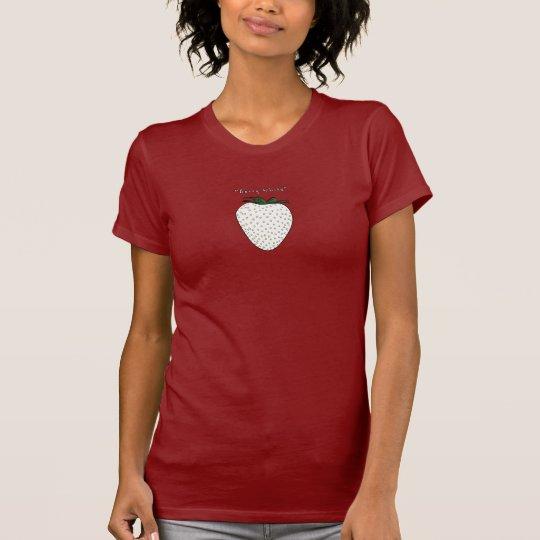 Beeren-Weiß T-Shirt