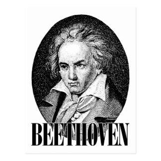 Beethoven Postkarte