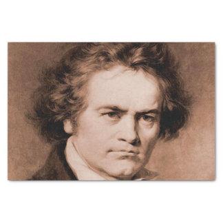 Beethoven Seidenpapier