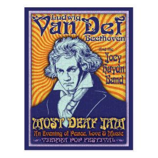 Beethoven - Von Def Postkarte