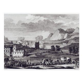 Befreiung von Korsika Postkarte