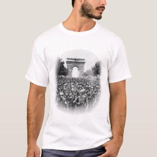 Befreiung von Paris-T-Stück T-Shirt