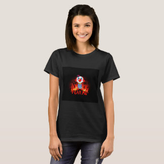 Befürchten Sie mich Clown T-Shirt