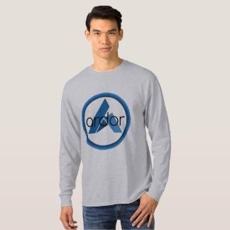 Begeisterungs-Schild-Shirt T-Shirt