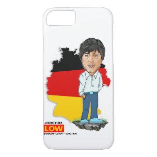 Begrenzte Ausgabe-Joachim Karikatur iPhone 7 Hülle