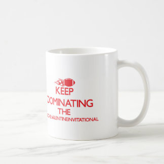 Behalten Sie das Beherrschen Kaffeetasse