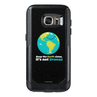Behalten Sie die Erde sauber OtterBox Samsung Galaxy S7 Hülle
