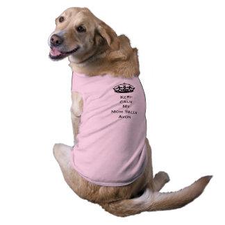 Behalten Sie Ruhe meine Mamma-Verkäufe Avon Shirt