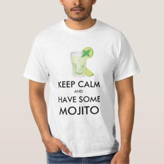 Behalten Sie Ruhe - Mojito T-Shirt