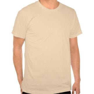 Behalten Sie Ruhe und gehen Sie, mit motivierend W Tshirt