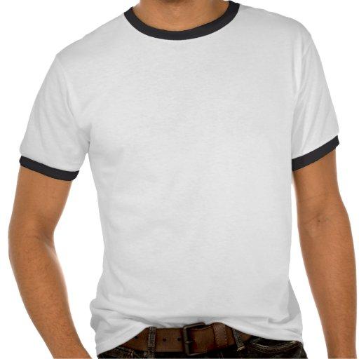 Behalten Sie Ruhe und hören Sie zum BEZAUBERNDEN T-Shirts