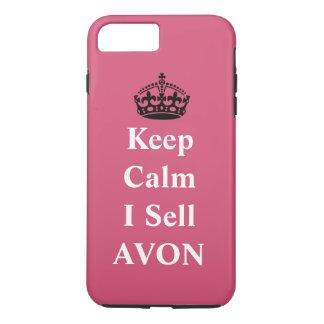 Behalten Sie ruhig ich verkaufen AVON iPhone 7 Plus Hülle