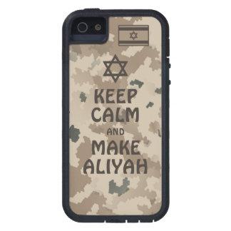 Behalten Sie ruhig und machen Sie Aliyah - Wüste Etui Fürs iPhone 5