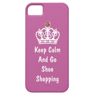Behalten Sie ruhigen königlichen iPhone Fall Schutzhülle Fürs iPhone 5