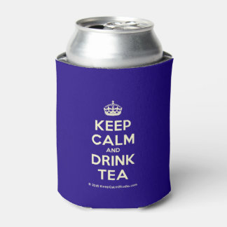 Behalten Sie ruhiger und Getränk-Tee Dosenkühler
