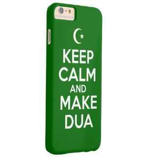 Behalten Sie ruhiges islamisches Barely There iPhone 6 Plus Hülle