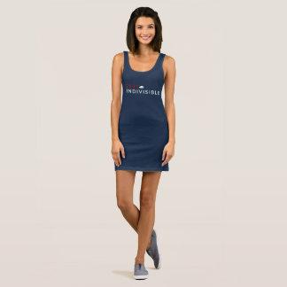Behälter-Kleid Ärmelloses Kleid