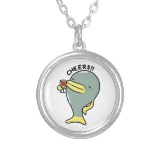 Beifall-Fisch-Halskette mit Anhänger