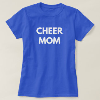 Beifall-Mamma - Cheerleading Mutter-Anhänger T-Shirt
