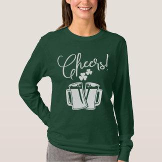 Beifall! St Patrick Tagesklassischer irischer Pub T-Shirt