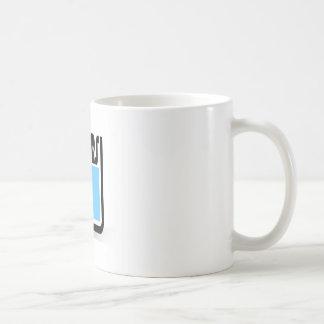 Beifall-T-Shirt - feiern Sie Kaffeetasse