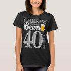 Beifall und Biere zu den 40 Jahren der T-Shirt