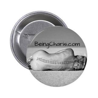 BeingCharis.com-Knopf Runder Button 5,7 Cm