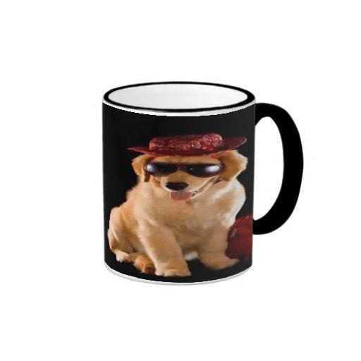Beispielhafte Hunde Teetasse