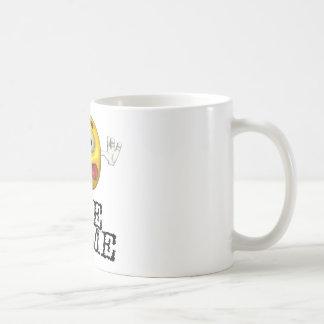 Beißen Sie mich! Kaffeetasse