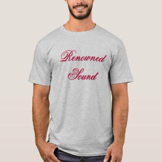 Bekannter Ton, bekannter Ton T-Shirt