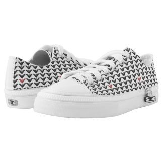 Bekloppte niedrige Spitzenschuhe Niedrig-geschnittene Sneaker