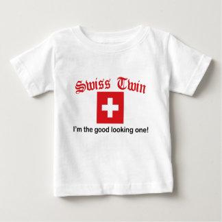 Bel jumel le suisse t-shirt pour bébé