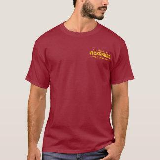 Belagerung von Vicksburg T-Shirt