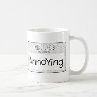 Belästigung 002 kaffeetasse