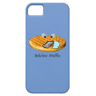 Belchin Waffel iPhone 5 Cover