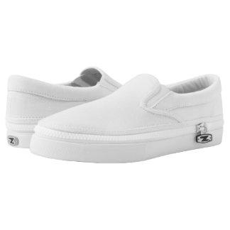 Beleg an Slip-On sneaker