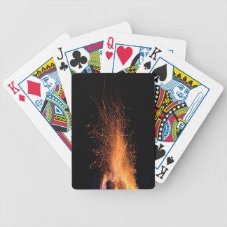 Beleuchten Sie mein Feuer Bicycle Spielkarten