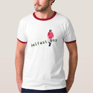 Belfast-Junge T-Shirt