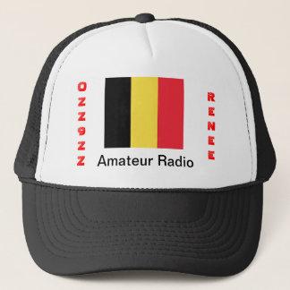 België Amateurfunk-Betreiber-Hut Truckerkappe