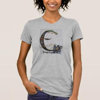 Belichteter e-T - Shirt