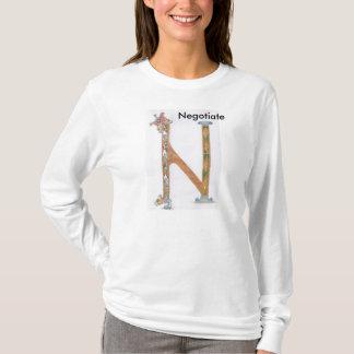 Belichteter n-T - Shirt