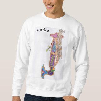 Belichtetes J-Sweatshirt Sweatshirt