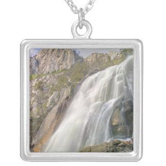 Bell-Schlucht-Wasserfall, einzige Höchstwildnis, Versilberte Kette